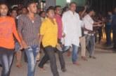 গোপালপুরে ডাঃ দীপুমনির জনসভাকে কেন্দ্র করে উত্তেজনা এমপি পুত্রের বিরুদ্ধে দলীয় নেতাকর্মীদের জুতা মিছিল