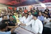 কেরানীগঞ্জ এ নসরুল হামিদ ফুটবল গোল্ডকাপ ফাইনাল-২০১৮ অনুষ্ঠিত।