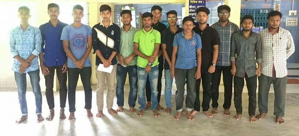ছাত্রসেনা কদলপুর স্কুল এন্ড কলেজ শাখার কাউন্সিল সম্পন্ন