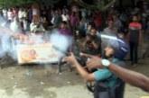 রংপুরে মইনুলের জামিন শুনানিতে আদালত চত্বরে সংঘর্ষ