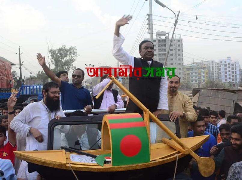 একাদশ জাতীয় সংসদ নির্বাচন ২০১৮ | আলহাজ্ব মোহাম্মদ সাদেক খান এর নির্বাচনী গণসংযোগ (ভিডিওসহ)