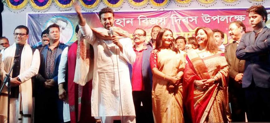 'জনসেবার জন্যই রাজনীতিতে এসেছি ' কিছু পাওয়ার জন্য নয় – শেখ তন্ময়