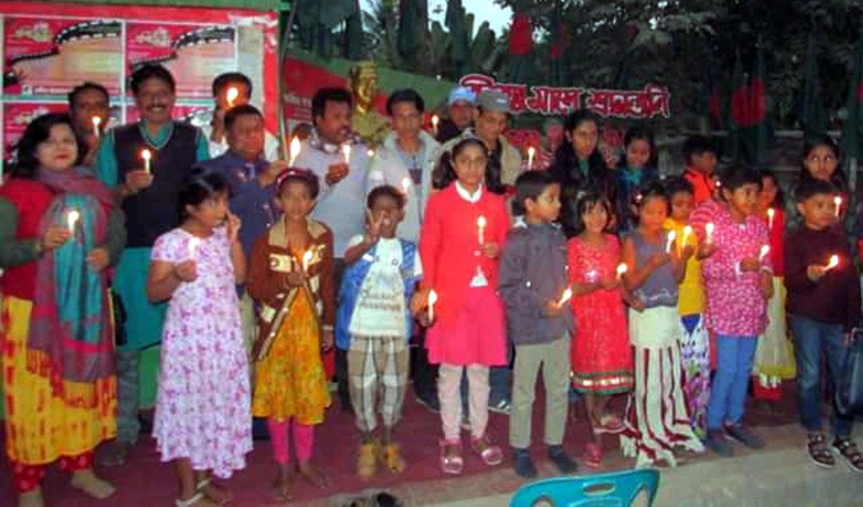 নওগাঁয় জহির রায়হান চলচ্চিত্র সংসদের উদ্দ্যোগে চিত্রাংকন প্রতিযোগিতা ও পুরস্কার বিতরনী অনুষ্ঠিত