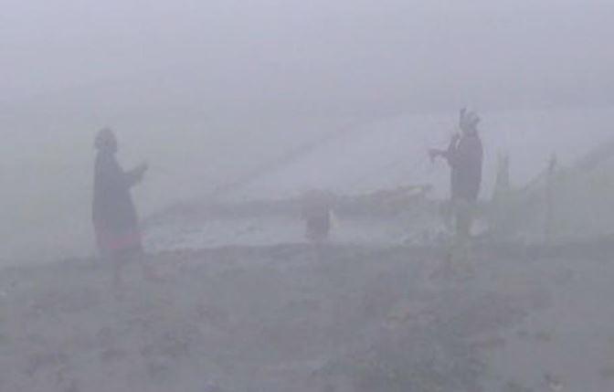 কুড়িগ্রামে দেশের সর্বনিম্ন তাপমাত্রা ৫.২ শৈতপ্রবাহে দুর্ভোগে শ্রমজীবী মানুষ