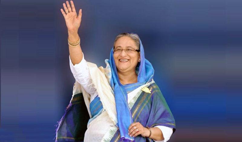 'এলিট ক্লাবে' প্রবেশ করলেন প্রধানমন্ত্রী শেখ হাসিনা