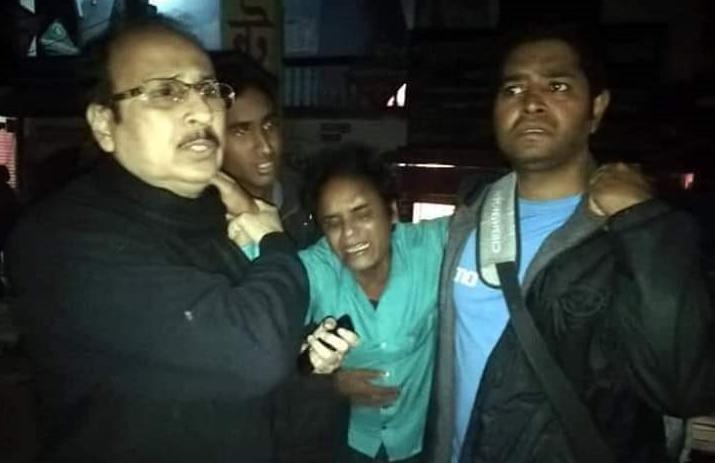 ঝিনাইদহে সাংবাদিকদের মারধর ও অফিস ভাংচুরের ঘটনায় মামলা দায়ের