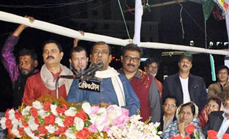 'আওয়ামী লীগে আছি, এরশাদ সাহেবের সঙ্গে নাই'