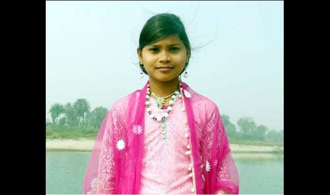 সাপাহারে বাল্য বিয়ে নিজেই বন্ধ করল ৬ষ্ঠ শ্রেণীর ছাত্রী