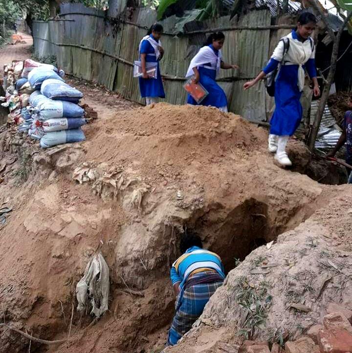 রাউজানে স্বপ্নের পাহাড়তলী গড়তে চলছে ব্যাপক উন্নয়নমূলক কাজ
