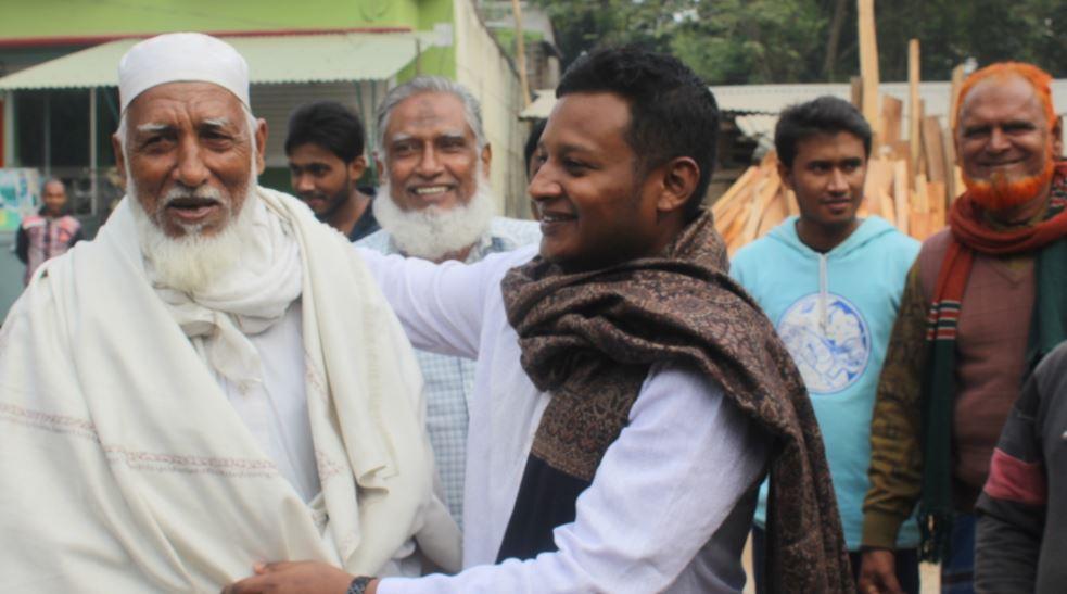 বিএনপির ইব্রাহীম রহমান রুমী ঝিনাইদহের সর্বকনিষ্ঠ এমপি প্রার্থী
