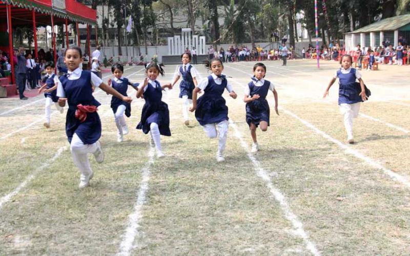 দোহারে ইউসুফপুর সরকারি প্রাথমিক বিদ্যালয়ের বার্ষিক ক্রীড়া