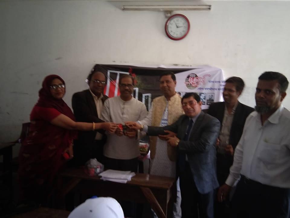 দোহারে উপজেলা দূর্নীতি প্রতিরোধ কমিটির উদ্যোগে স্কুল শিক্ষার্থীদের নিয়ে রচনা প্রতিযোগিতা