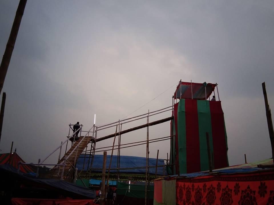 দোহার থানা পুলিশের ব্যতিক্রমী উদ্যোগ: ওয়াচ টাওয়ার