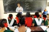নবাবগঞ্জে শিক্ষার্থীদের কবিতা আবৃত্তি প্রশিক্ষণ দিলেন ঢাবি অধ্যাপক
