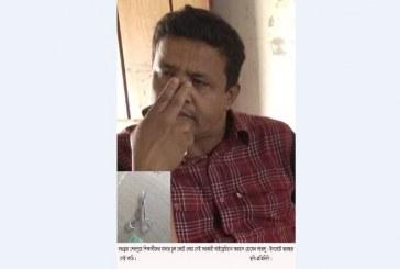 বগুড়ার শেরপুরে শিক্ষার্থীদের মাথার চুল কেটে দিল শিক্ষক ॥ শিক্ষার্থীদের ক্লাশ বর্জন