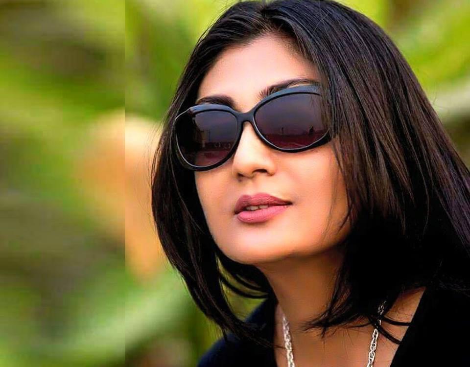 ঘর গেরস্থি চলচ্চিত্রে বন্যা মির্জা