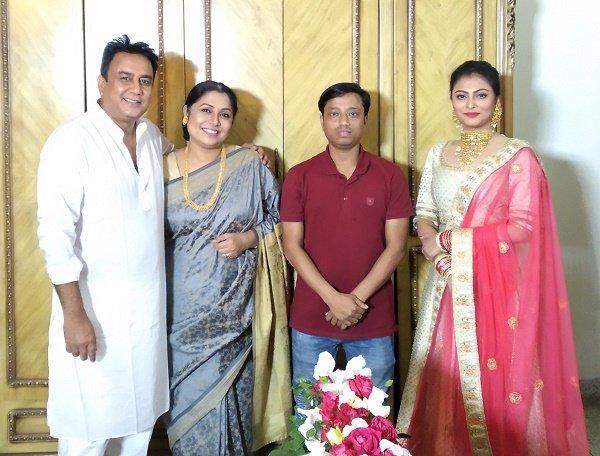 'নতুন সংসার' নাবিলাকে বিয়ে করলেন জাহিদ হাসান!