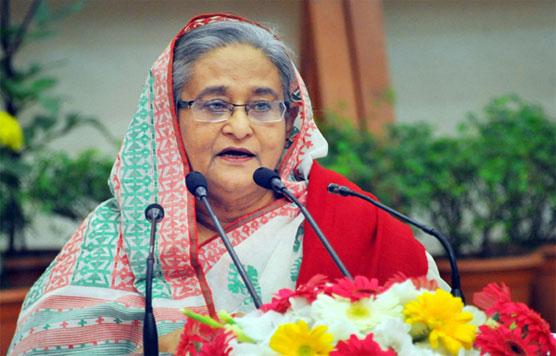 নতুন করে আওয়ামী লীগকে সাজানো হবে: শেখ হাসিনা