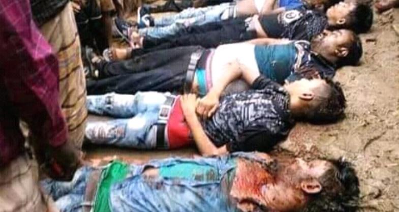 সুনামগঞ্জে সড়ক দুর্ঘটনায় ৬ জন নিহত ৫ জন আহত