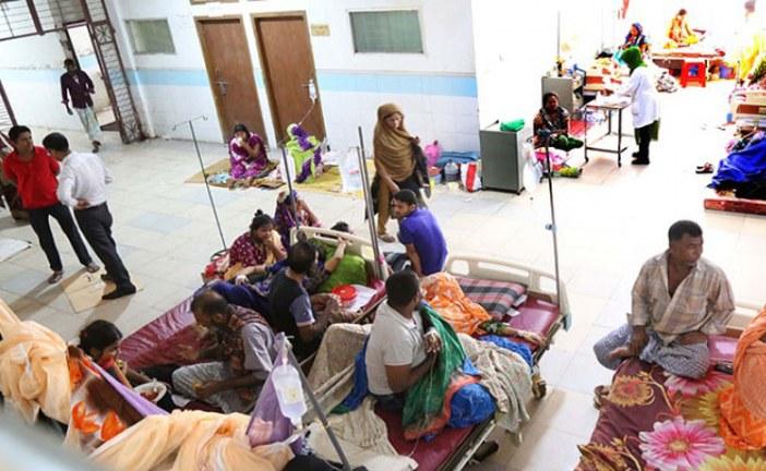 বাড়ছে ডেঙ্গু রোগী: ২৪ ঘণ্টায় ৬৫৩ জন হাসপাতালে ভর্তি