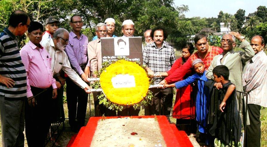 নবাবগঞ্জে মুক্তিযোদ্ধা সিদ্দিক মাষ্টারের মৃত্যু বার্ষিকী পালিত