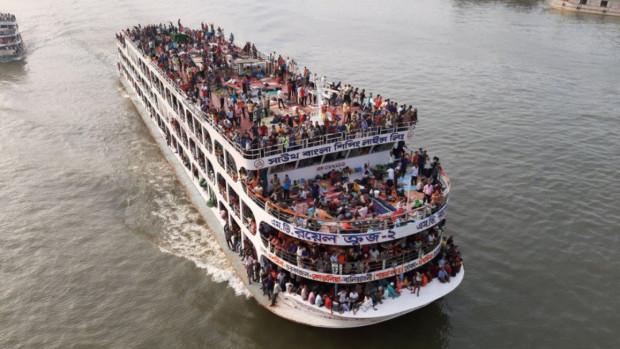 আবহাওয়া ভাল, সব পথে নৌযান চলাচল শুরু : বিআইডব্লিউটিএ