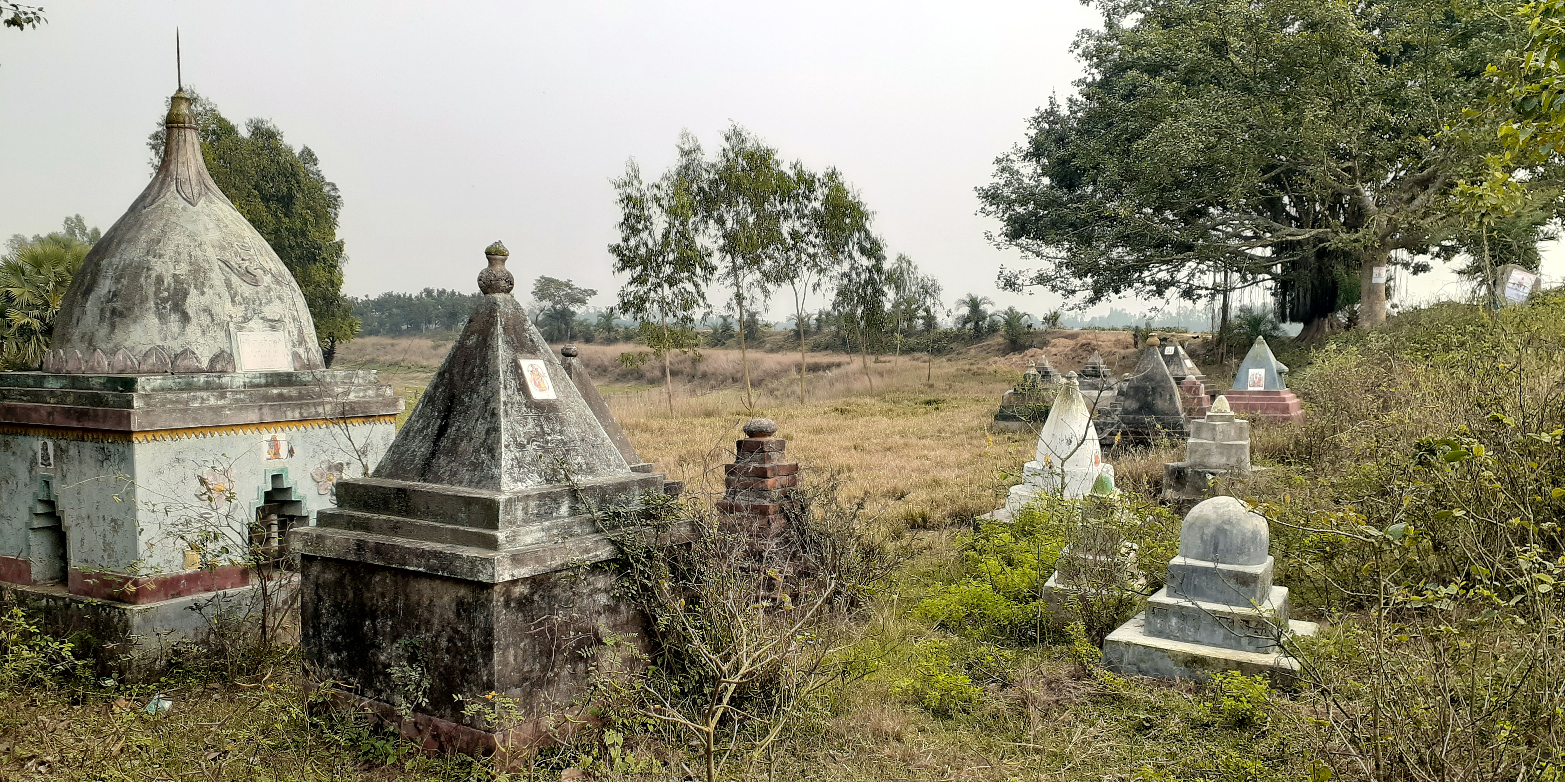 নানা সমস্যায় জর্জরিত রাণীনগরের যুগ্নীতলা