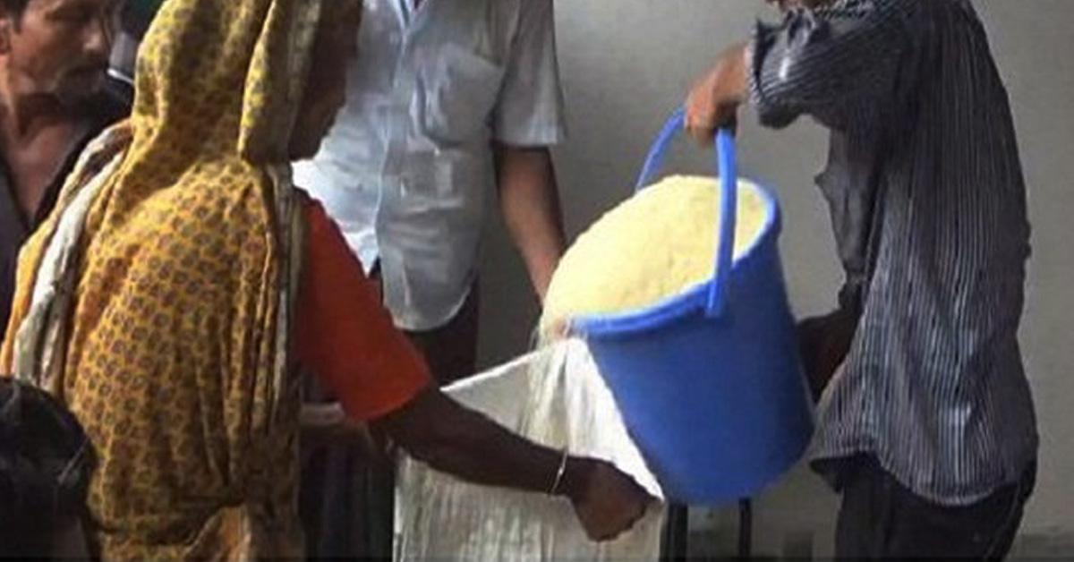 রোববার থেকে ১০ টাকা কেজি দামে চাল বিক্রি শুরু