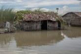 জলাবদ্ধতায় চরম দুর্ভোগে কুমিল্লার ব্রাহ্মণপাড়াবাসী