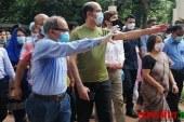 'ভালোয় ভালোয় চলে যান' বললেন মেয়র আতিকুল