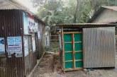 নেত্রকোনার কলমাকান্দায় ডাকঘরের জায়গা দখল করে ঘর নির্মাণ