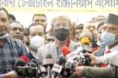 সরকার ভ্যাকসিন নিয়ে লুটপাটে জড়িয়ে পড়েছে: ফখরুল