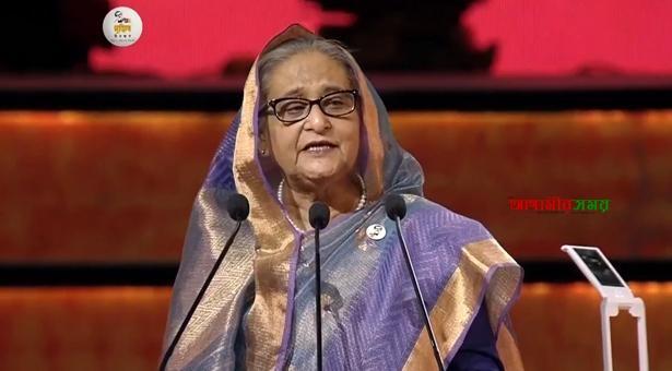 বাংলাদেশ হবে অসাম্প্রদায়িক চেতনার দেশ: প্রধানমন্ত্রী