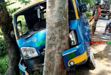 জগন্নাথপুরে সড়ক দুর্ঘটনায় ৩ জন গুরুতর আহত
