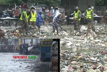 জলেই গেল জলাবদ্ধতা নিরসনে 'হাজার কোটি টাকার প্রকল্প'