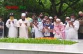 যানজটে নুহাশপল্লীতে পৌঁছাতে পারলেন না শাওন