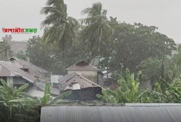 ১৫ বছরের মধ্যে পটুয়াখালীতে সর্বোচ্চ বৃষ্টিপাত