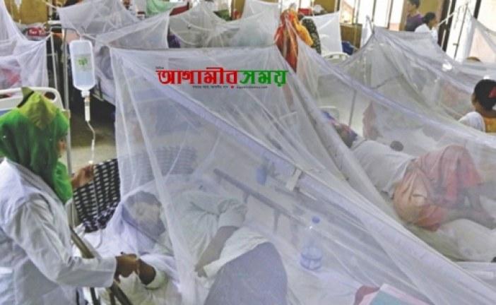 ডেঙ্গু আক্রান্ত হয়ে আরও ২৫৭ রোগী হাসপাতালে