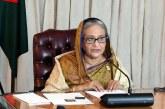 রোহিঙ্গা প্রশ্নে আন্তর্জাতিক শক্তিগুলোর নিষ্ক্রিয়তায় বাংলাদেশ মর্মাহত: প্রধানমন্ত্রী