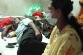 প্রধান শিক্ষককে লাথি মারলেন শিক্ষা অফিসার